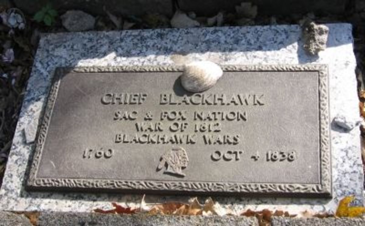 Black Hawk's Grave