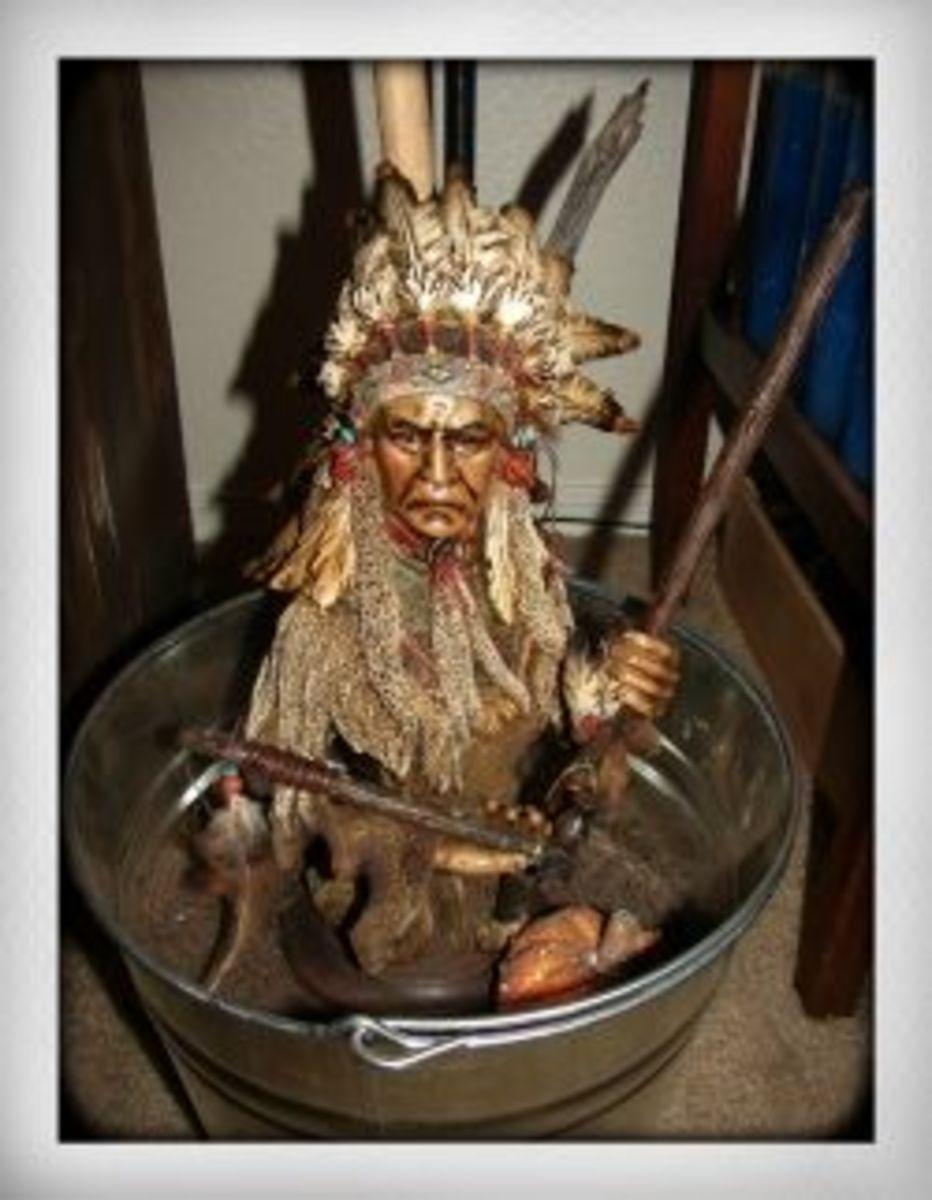 Black Hawk's Bucket