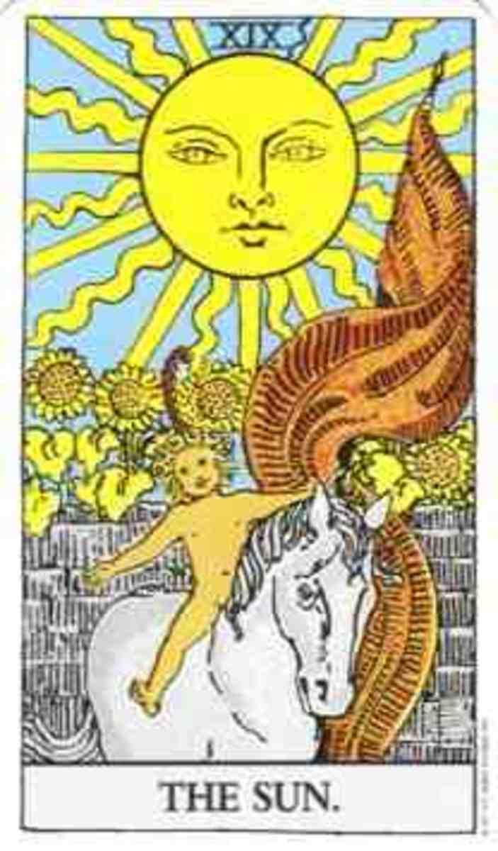 www.tarot-mastery.com THE SUN