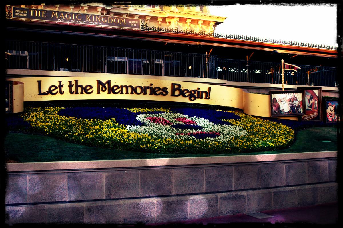 Magic Kingdom. Photography by Brandon Gurr