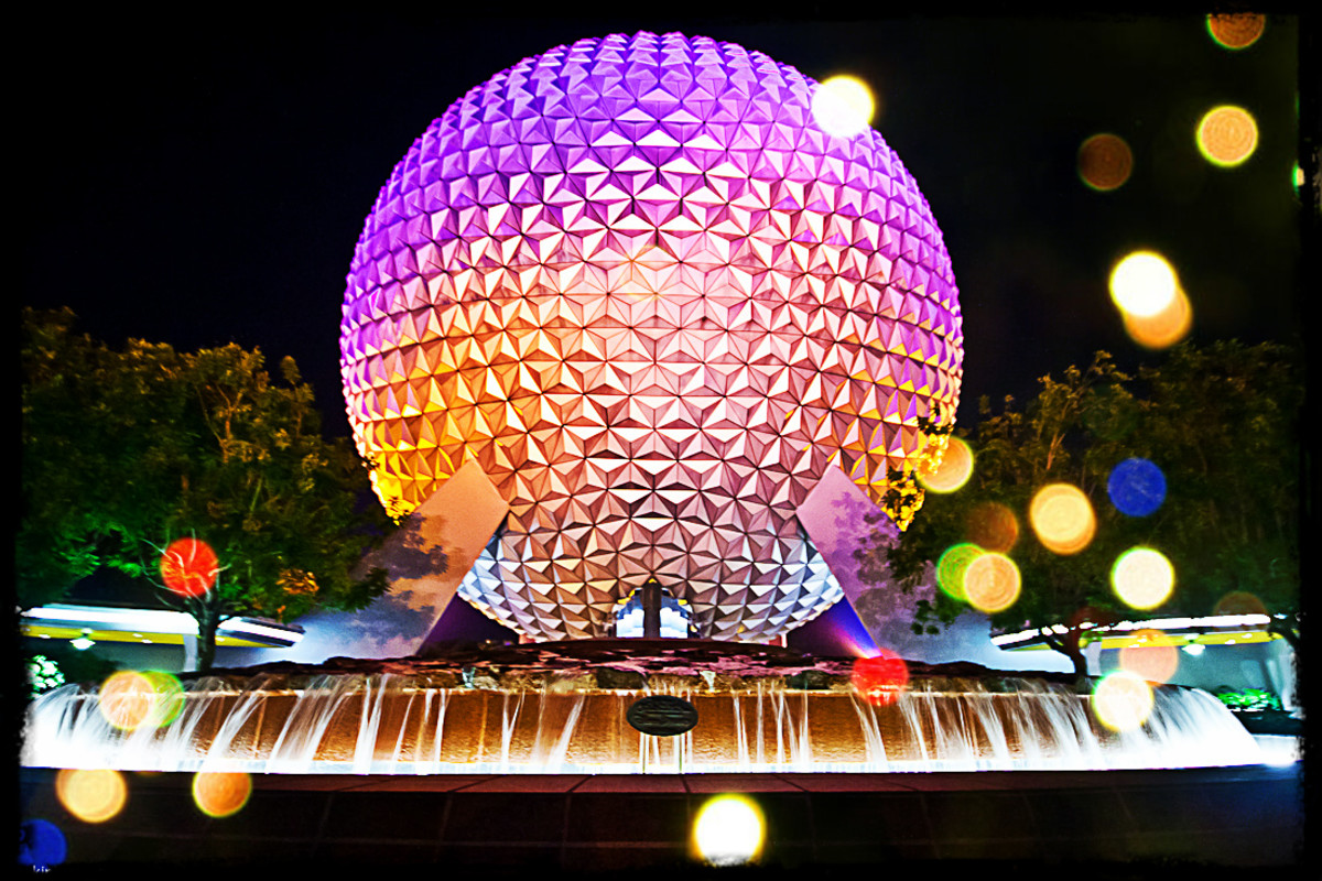 EPCOT, Fun Facts and Secrets