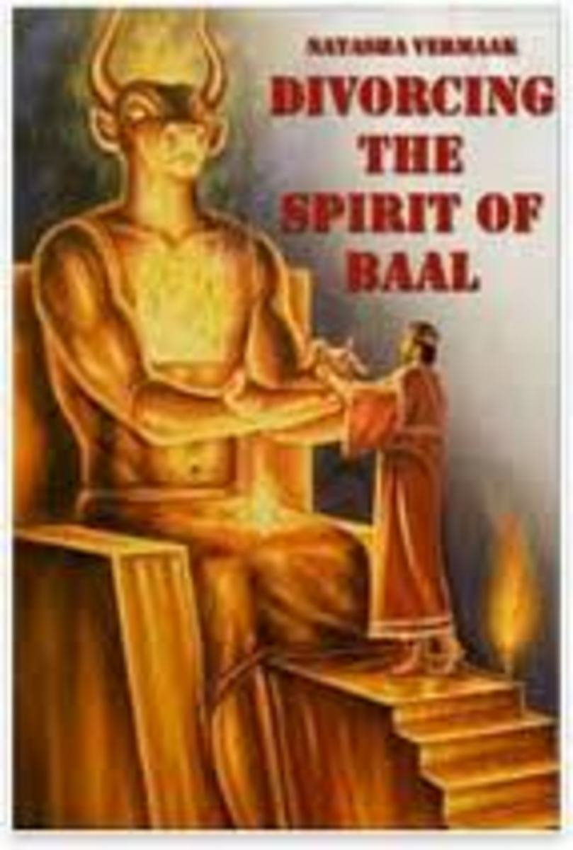 What GOD Has JOINED Together – Divorcing BAAL