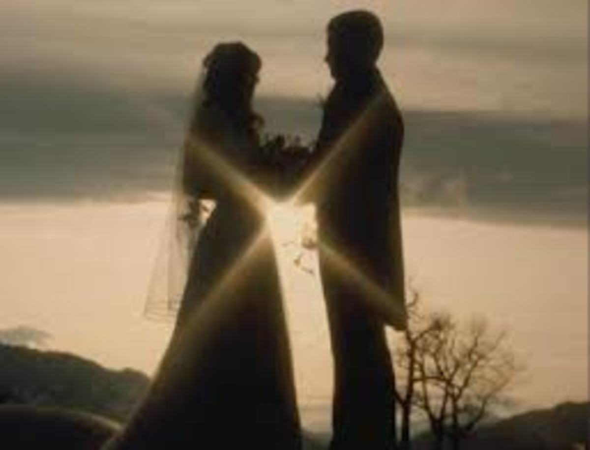 Mat 19:6 Wherefore they are no more twain, but one flesh. What therefore God hath joined together, let not man put asunder.