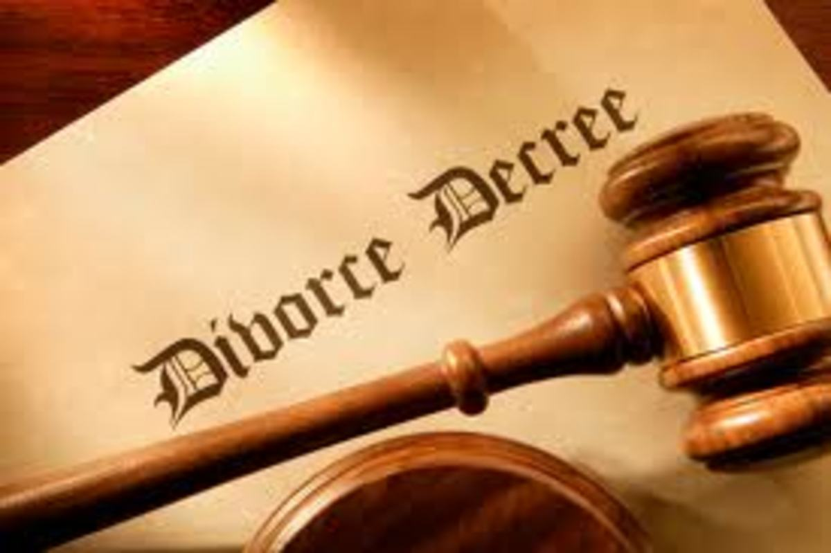 The ONLY Cause for DIVORCE