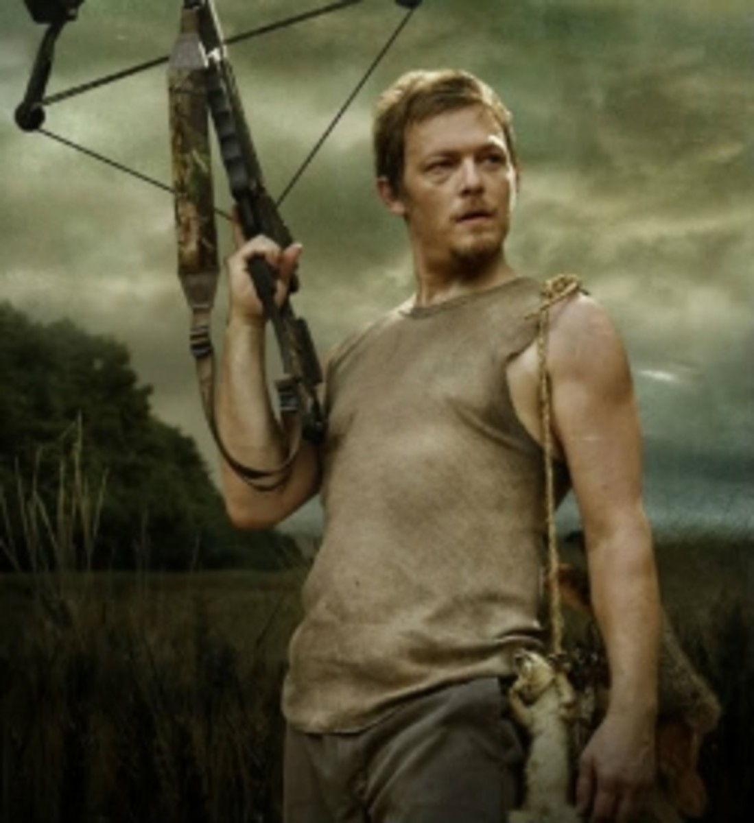 Dress Like Daryl Dixon from The Walking Dead