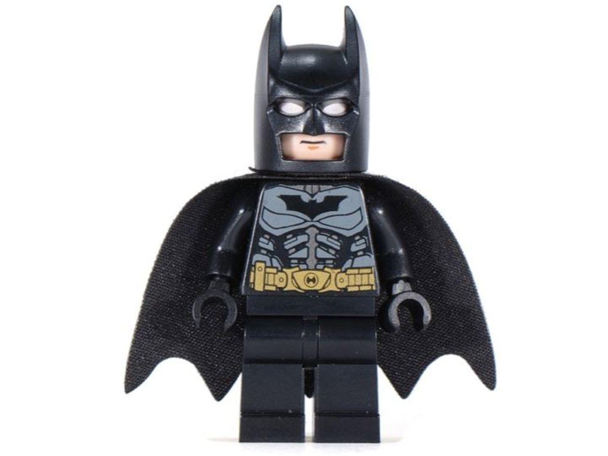 Comic Con Exclusive Batman Giveaway DC-1 Minifigure