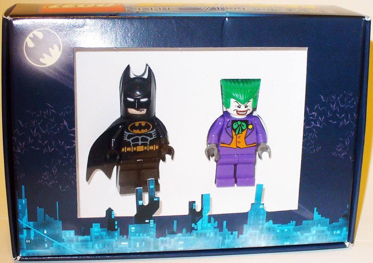 The Batman Comic-Con Exclusive COMCON003 Box