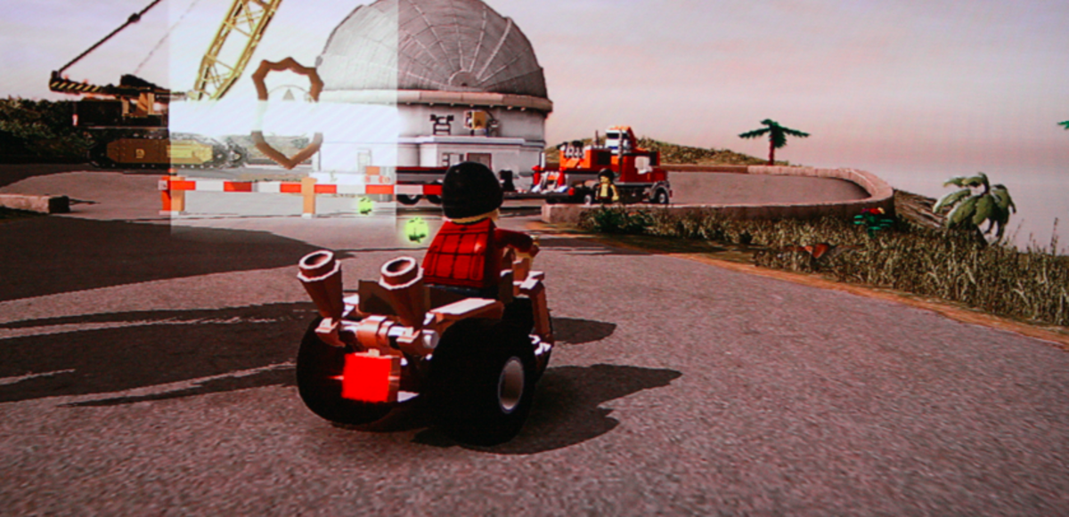 LEGO City Undercover walkthrough, Part Twenty-Six: Disruptive Behavior