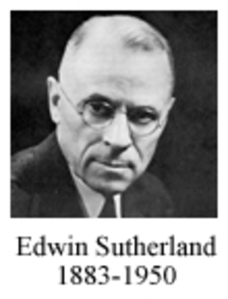 E.H. Sutherland: White Collar Crime