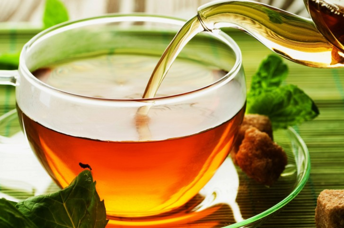 The Healing Power of Dandelion Tea