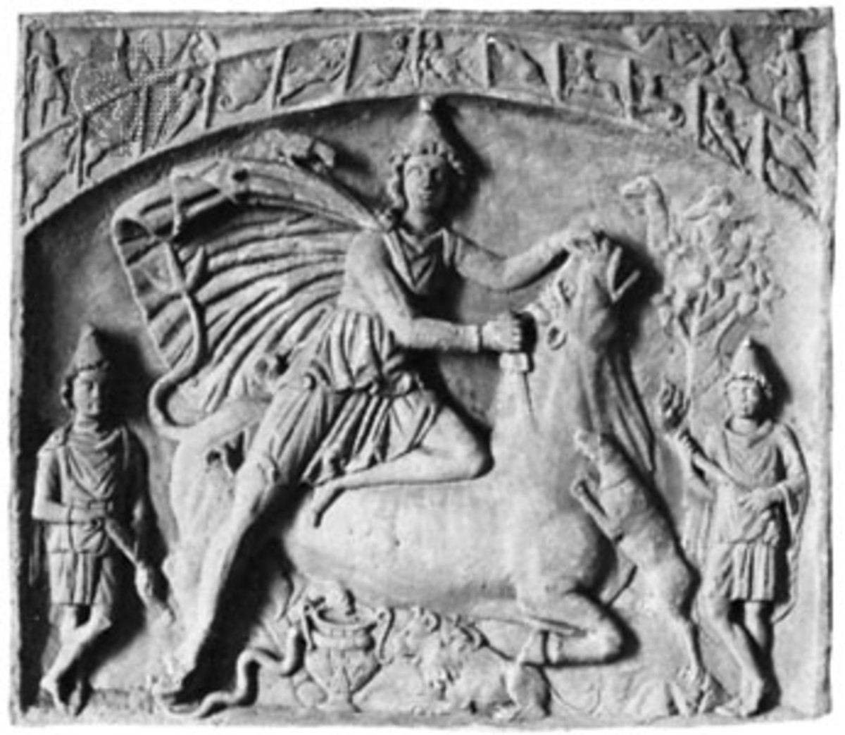 The History of Bas-Relief Sculpture