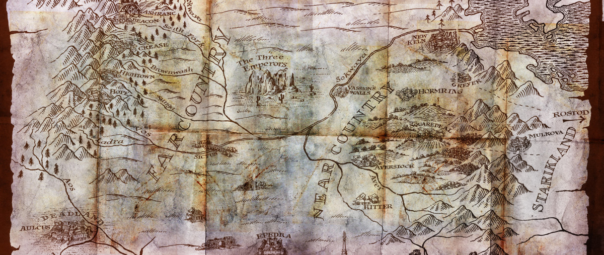 Review of Joe Abercrombie's Red Country