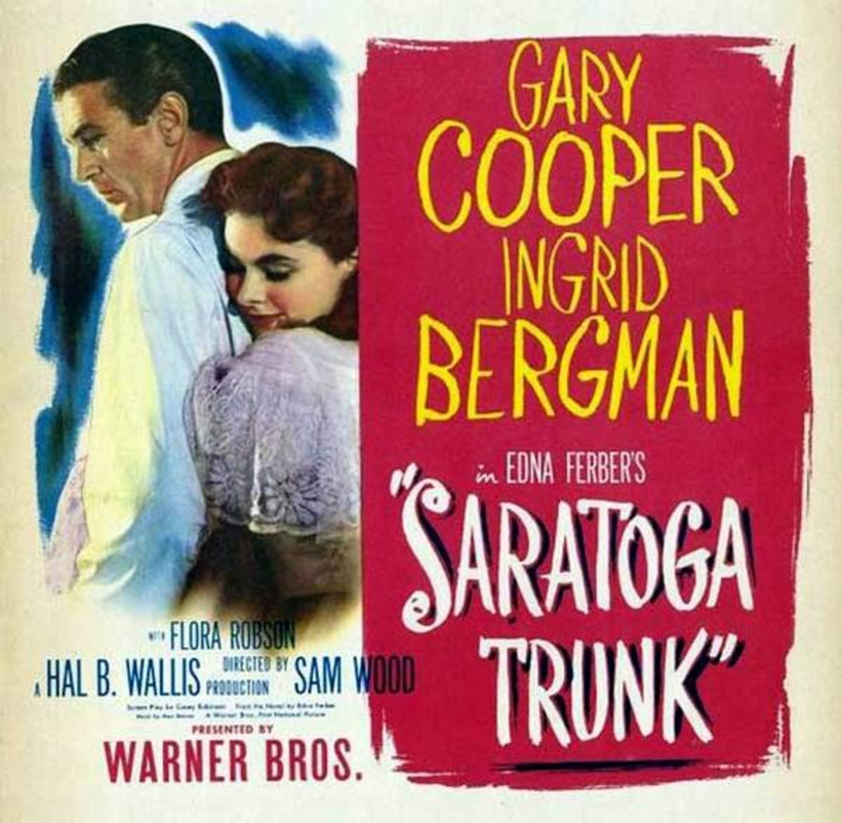 Saratoga Trunk (1945)