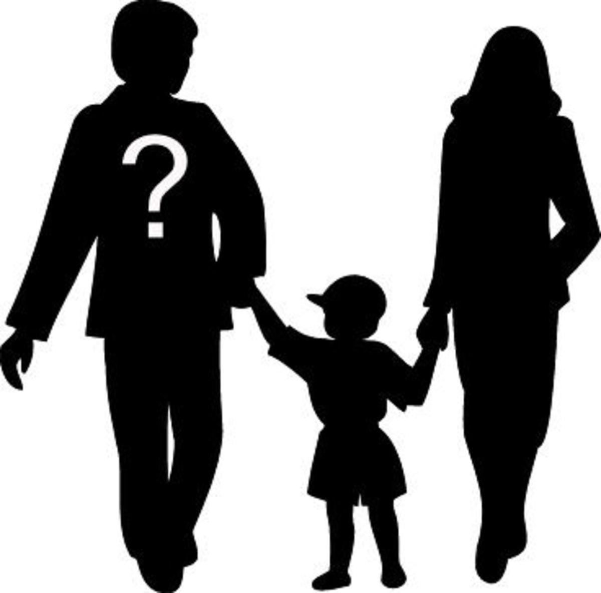 Deadbeat Dads Destroy a Family