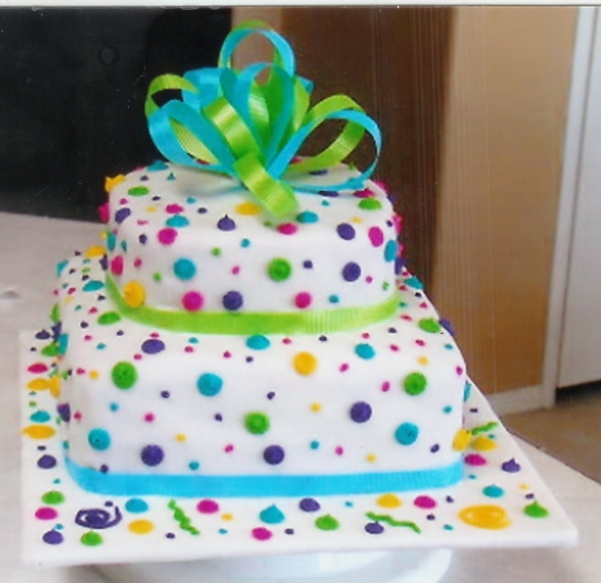 Free Cake Decorating Ideas For Beginners : Free Cake Decorating Lesson For Beginners HubPages
