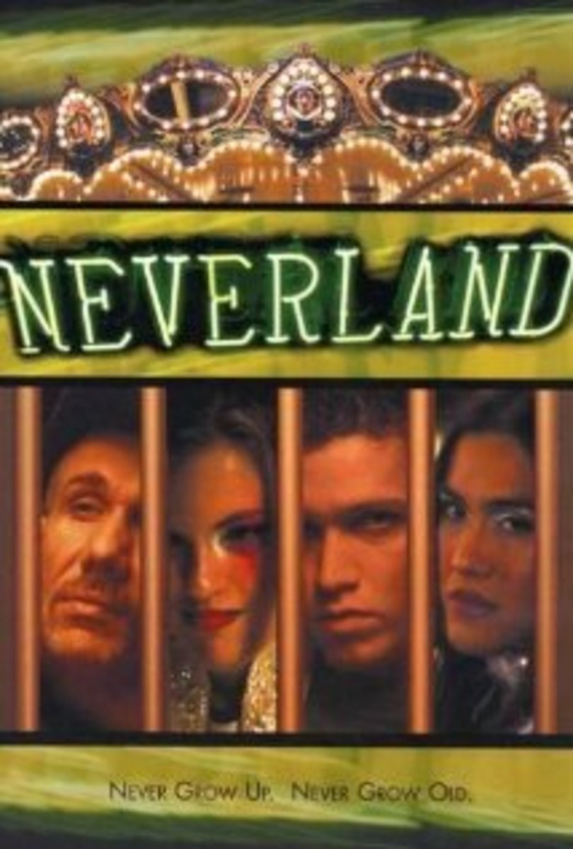 Neverland - possibly the best horribly acted movie ever.