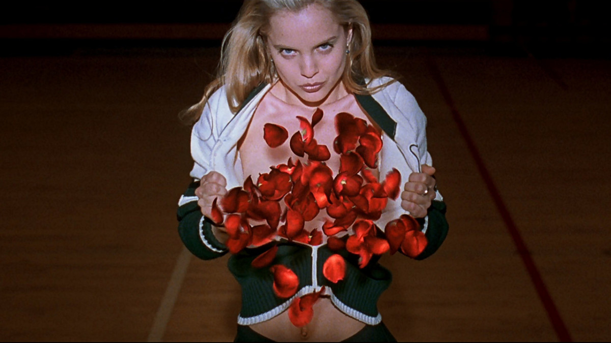 This scene bursting with rose petals was so unexpected and strange it made its way into popular culture and the butt of many jokes. Few realize it was a brilliant way to avoid censors.