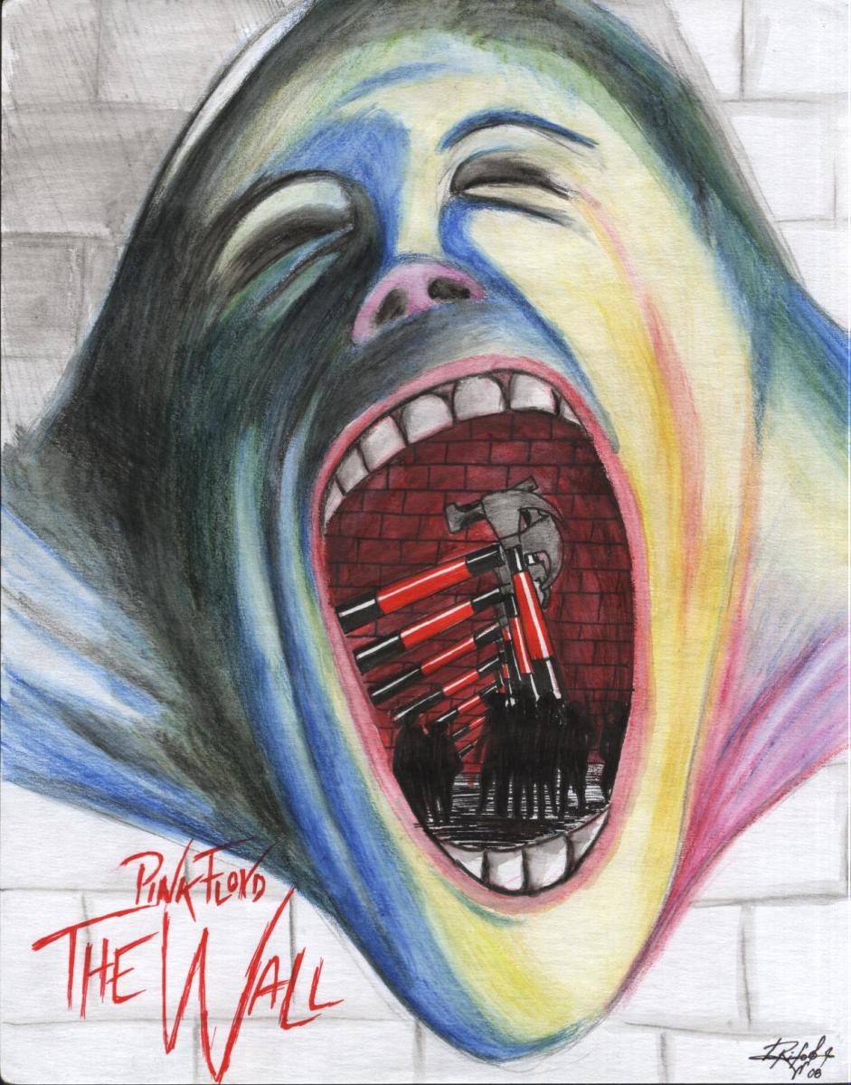 The Wall is possibly the least mentioned and most brilliant classic rock opera there is.