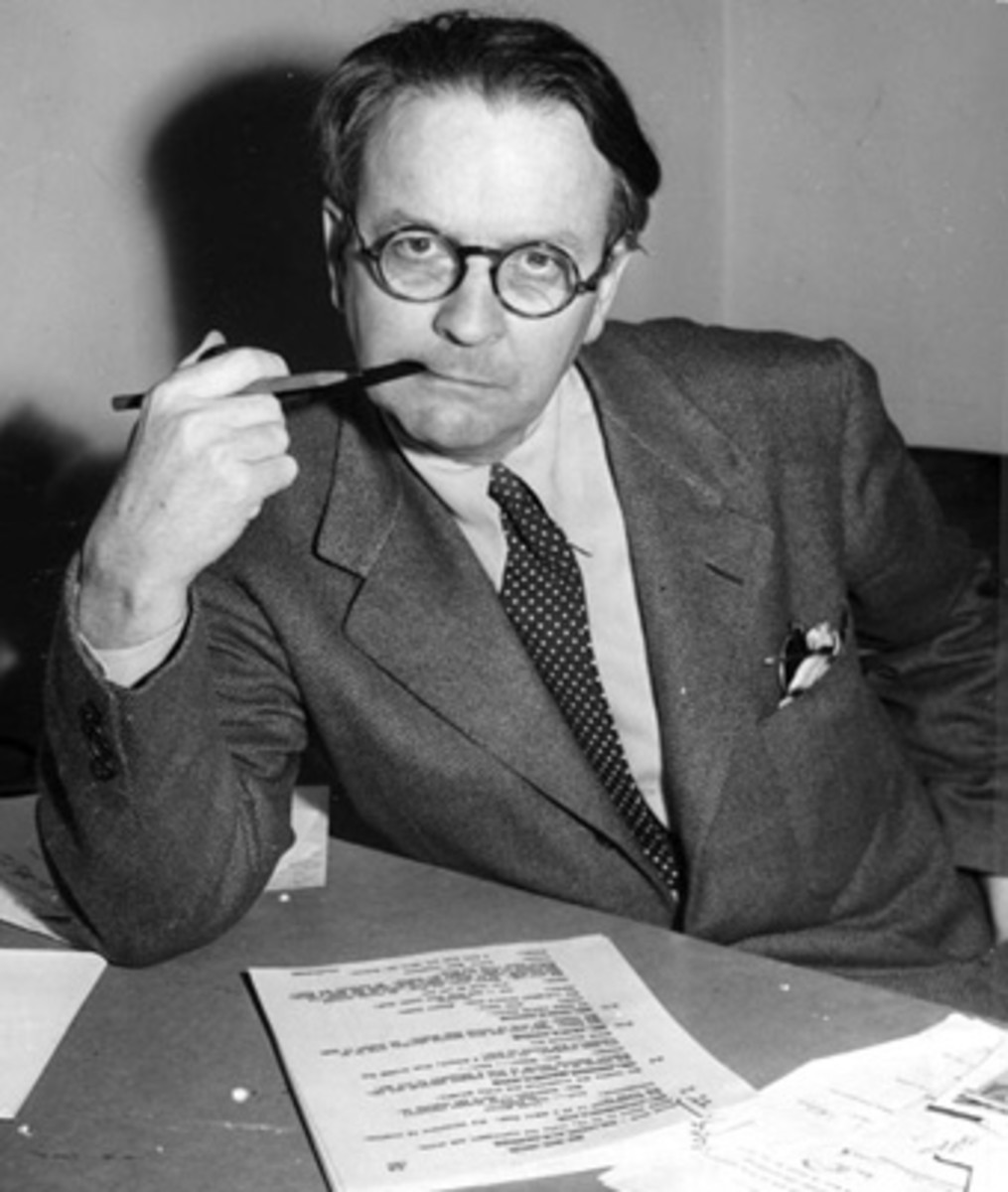 Raymond Chandler, Creator of Phillip Marlowe