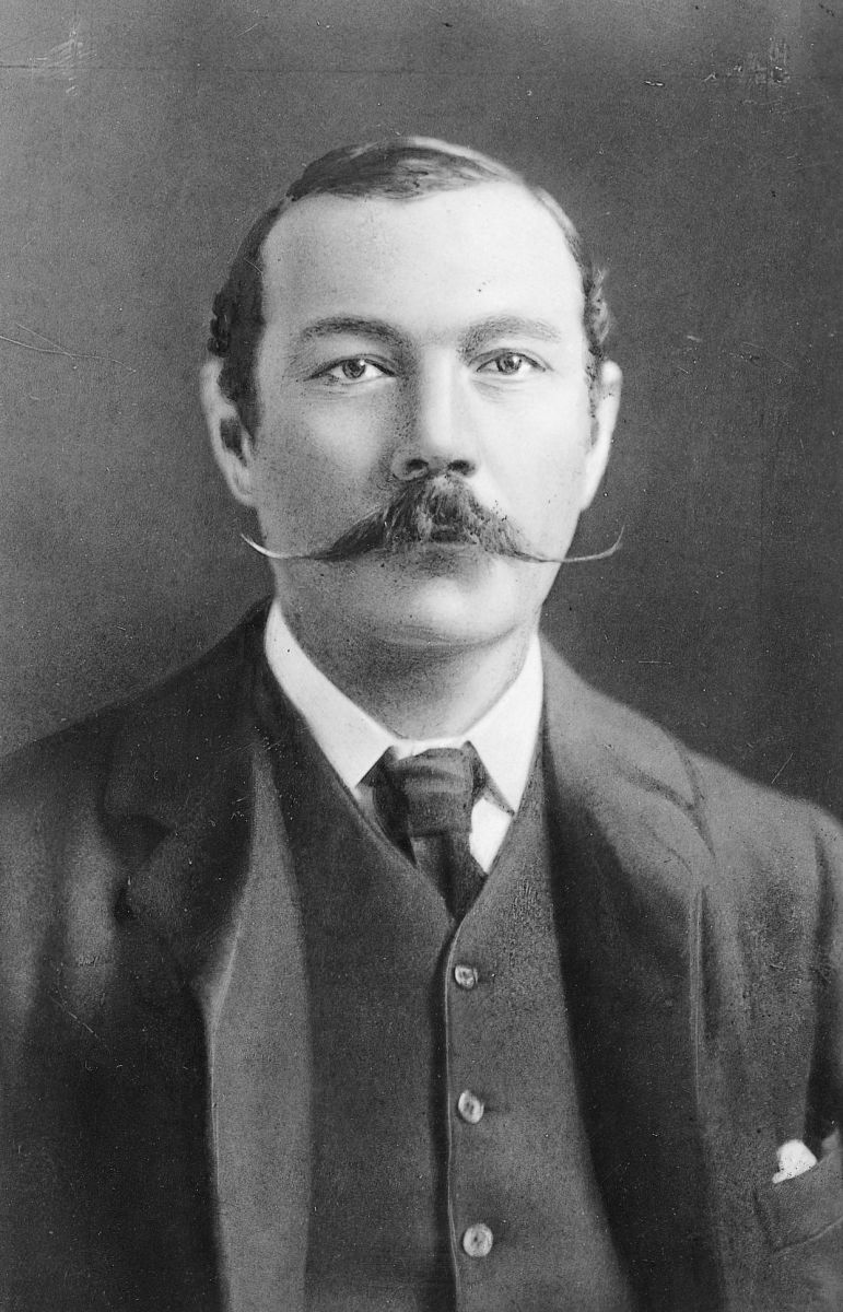 Sir Arthur Conan Doyle, Creator of Sherlock Holmes