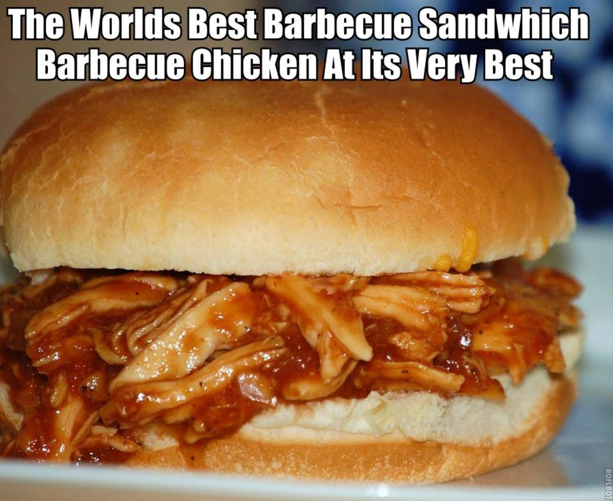 Looking for a quick and delicious meal for your family. Well you can't go wrong with these oh so delicious barbecue chicken sandwiches.