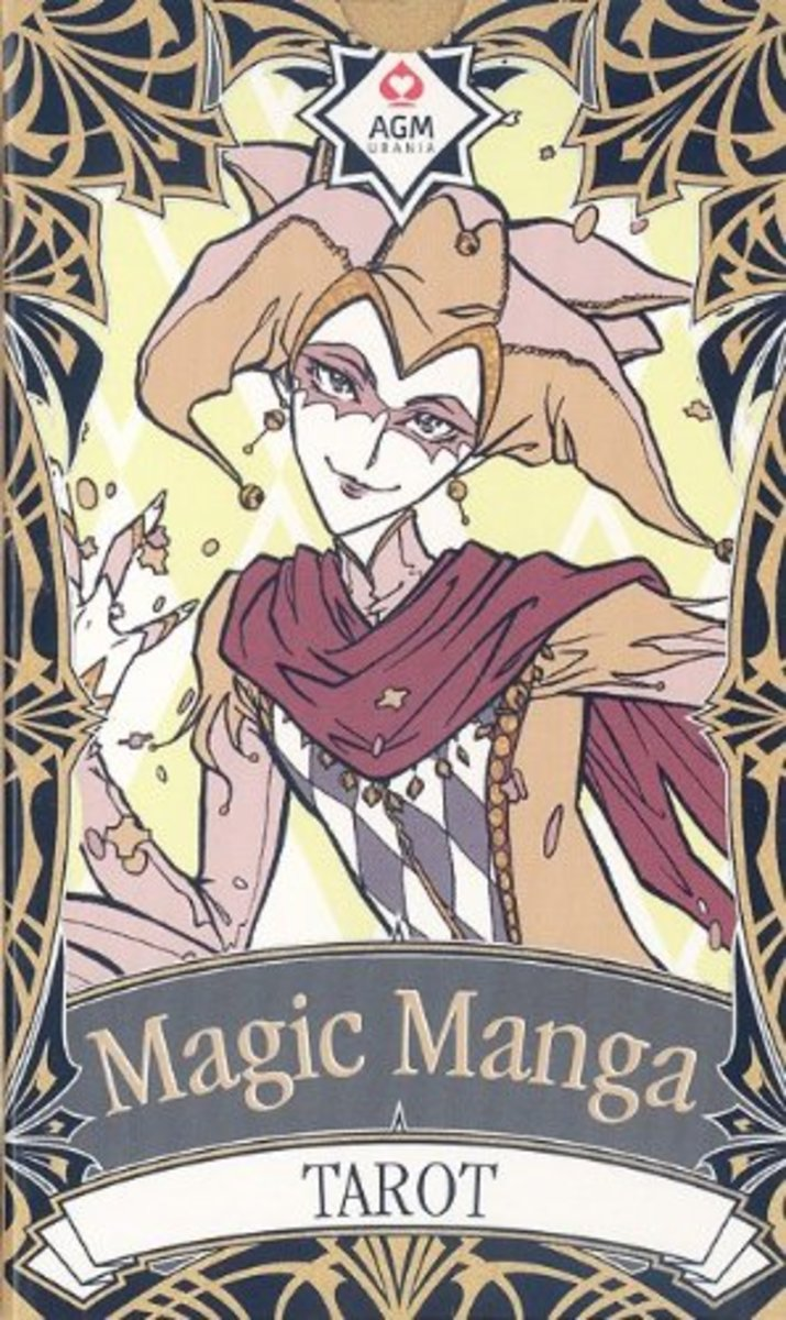 The Magic Manga Tarot Cards by not comes with 78 cards, which is perfect for those who want to be able to do a full reading with this deck