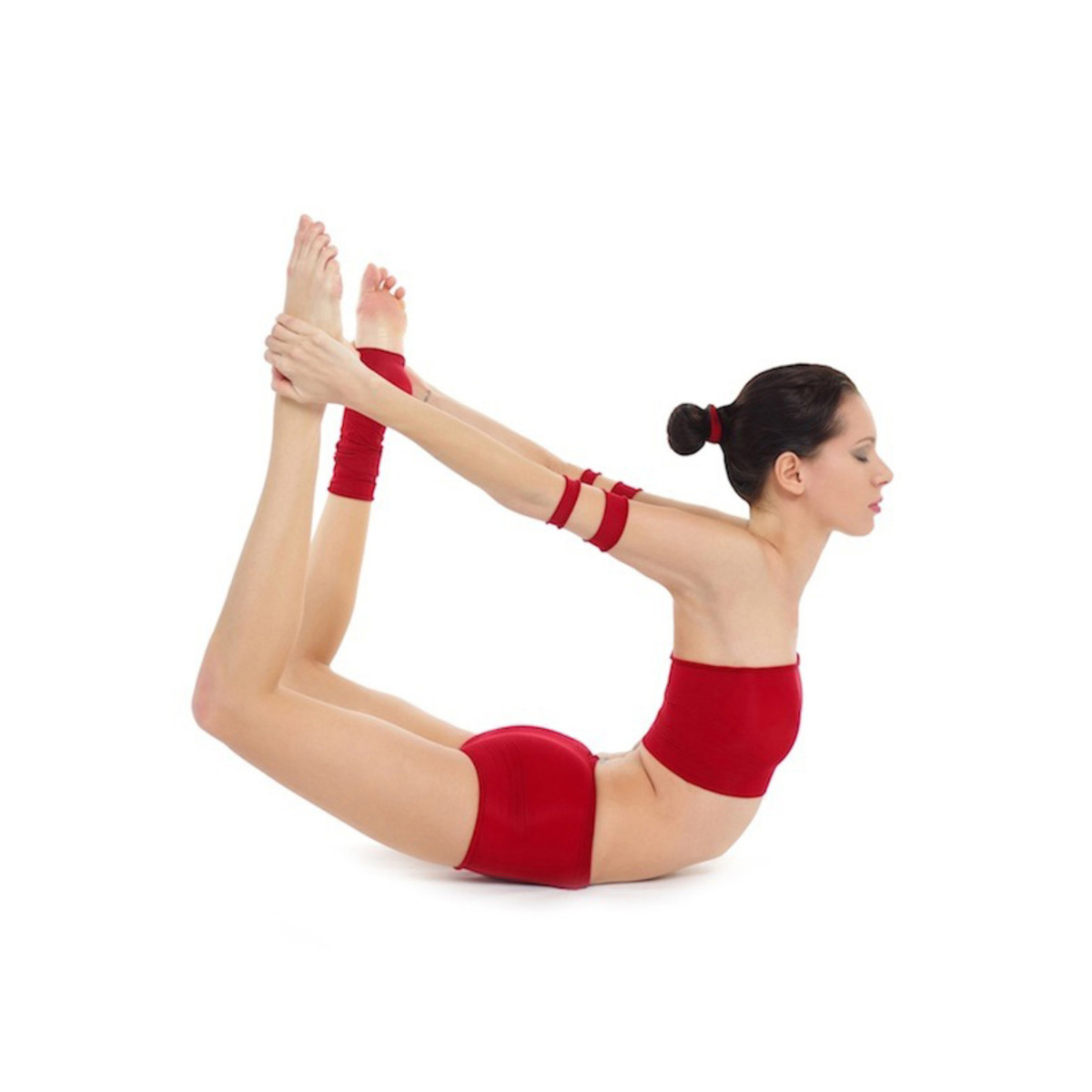 Bow Pose, Dhanurasana for More Energy