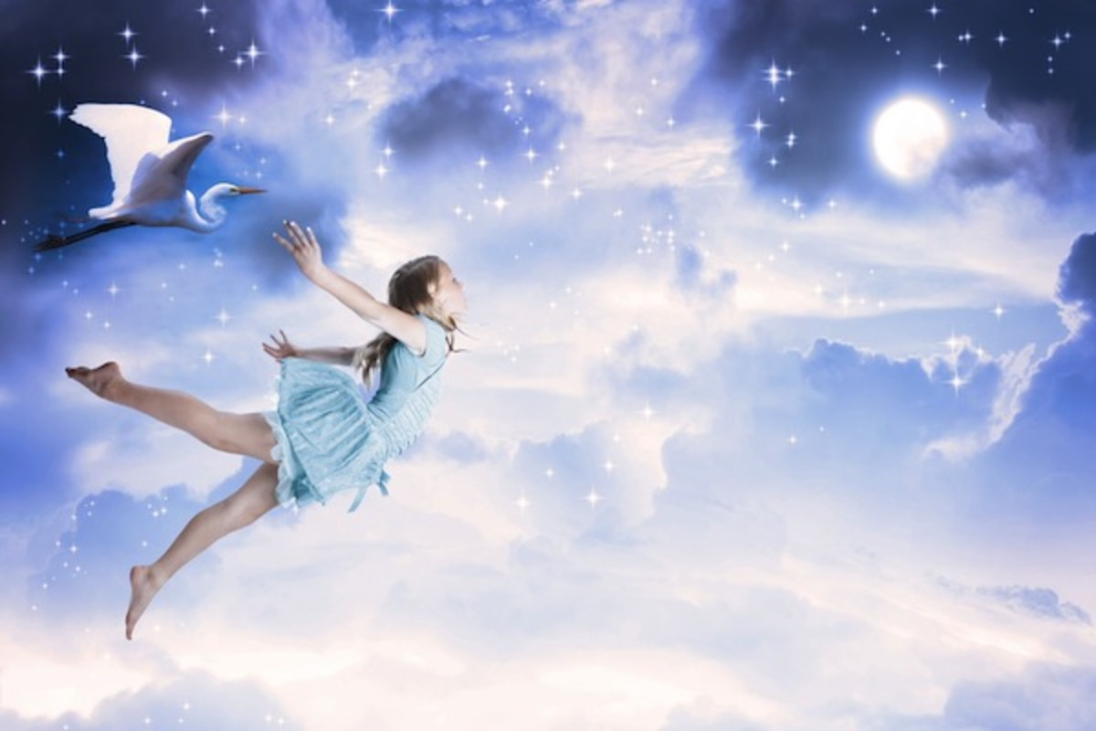 Everything You Need To Know To Lucid Dream
