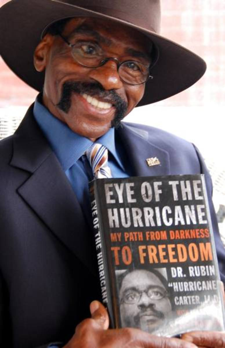 The Inspirational Story of Boxer Rubin Hurricane Carter