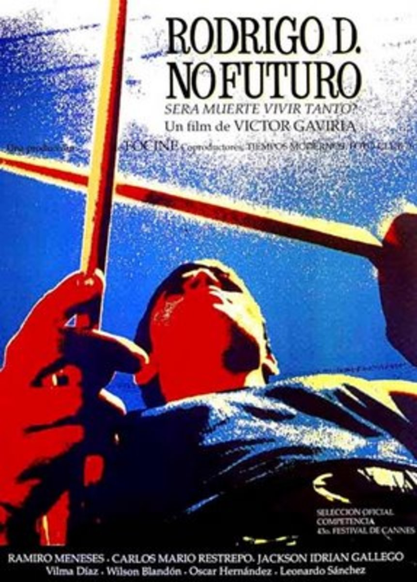 Original poster from Rdrigo D No Futuro