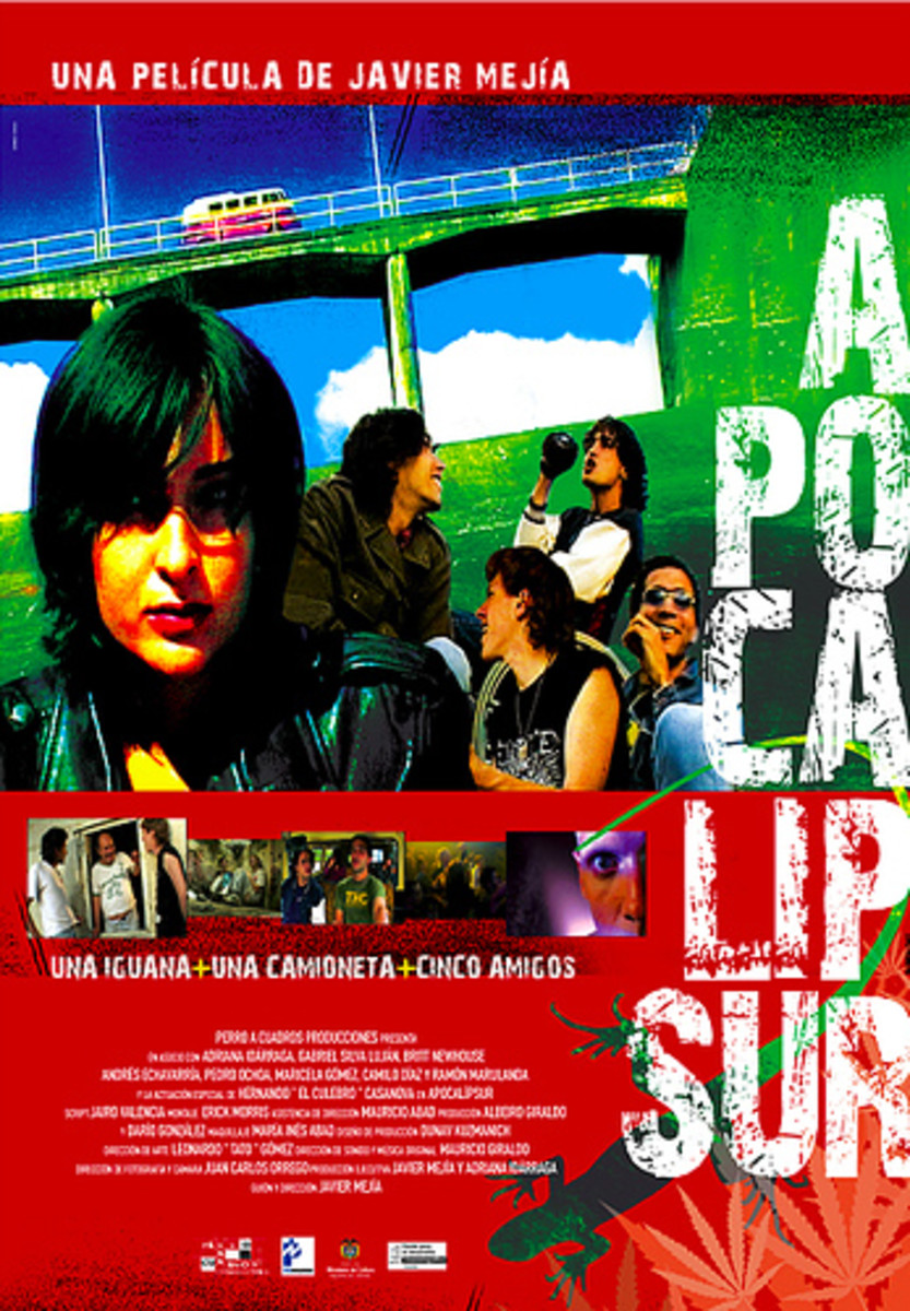 Original movie poster for Apocalipsur