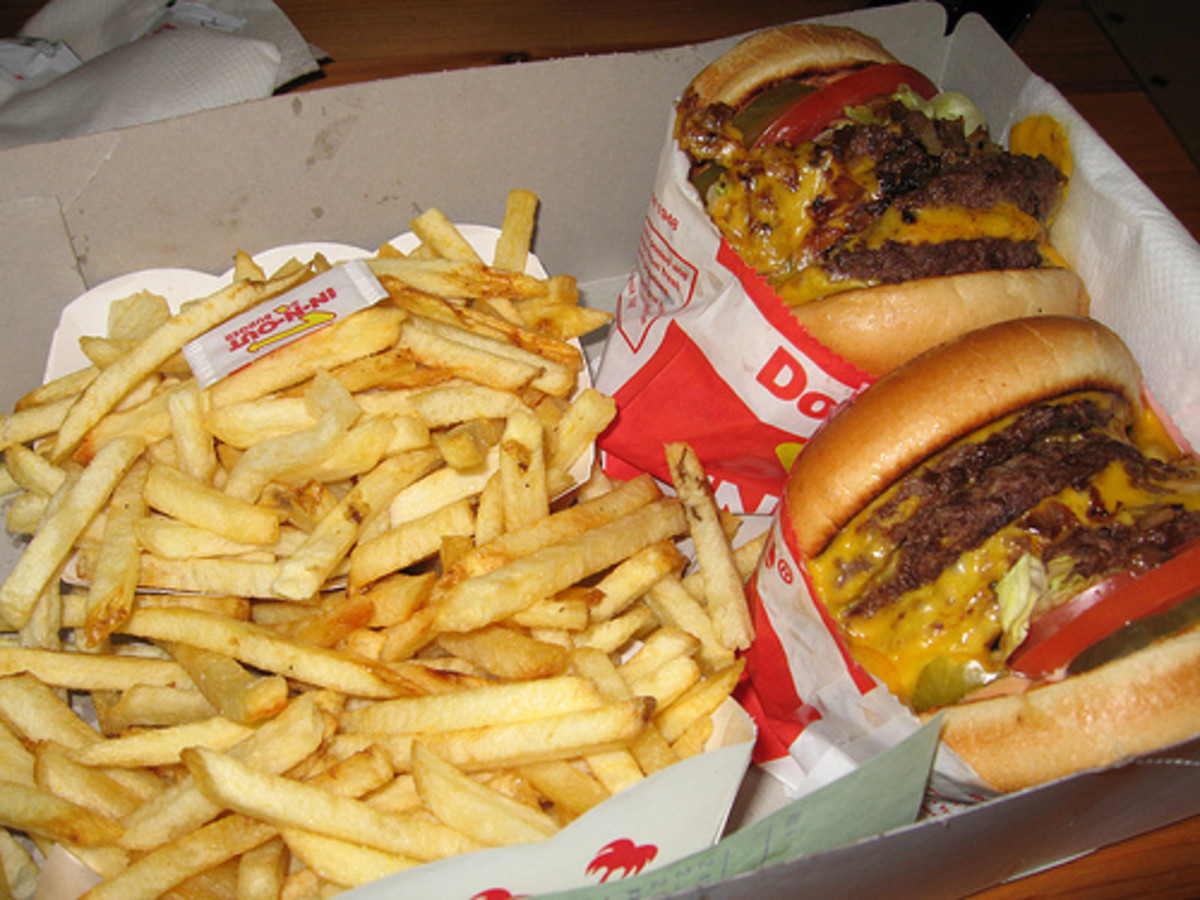 (Don't get me wrong, I love In-n-Out as much as the next gal!)