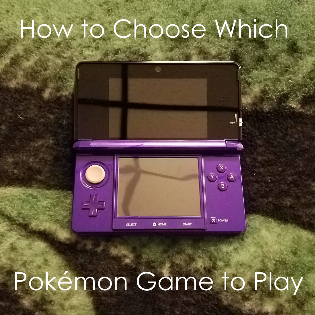 How to Choose Which Pokémon Game to Play
