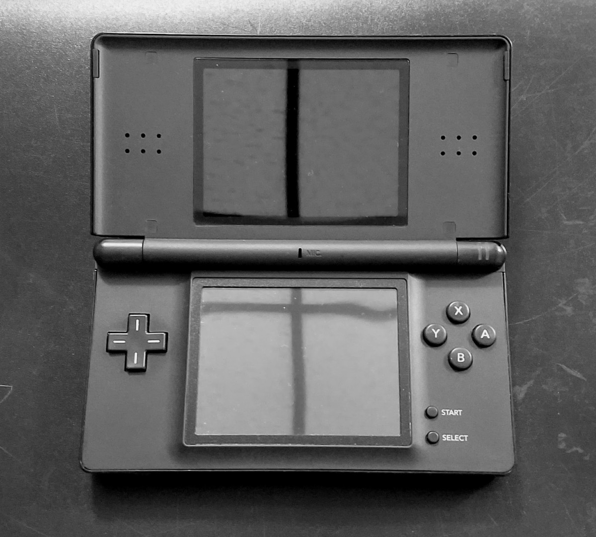 The Nintendo DS Lite plays both Nintendo DS and Game Boy Advance cartridges.