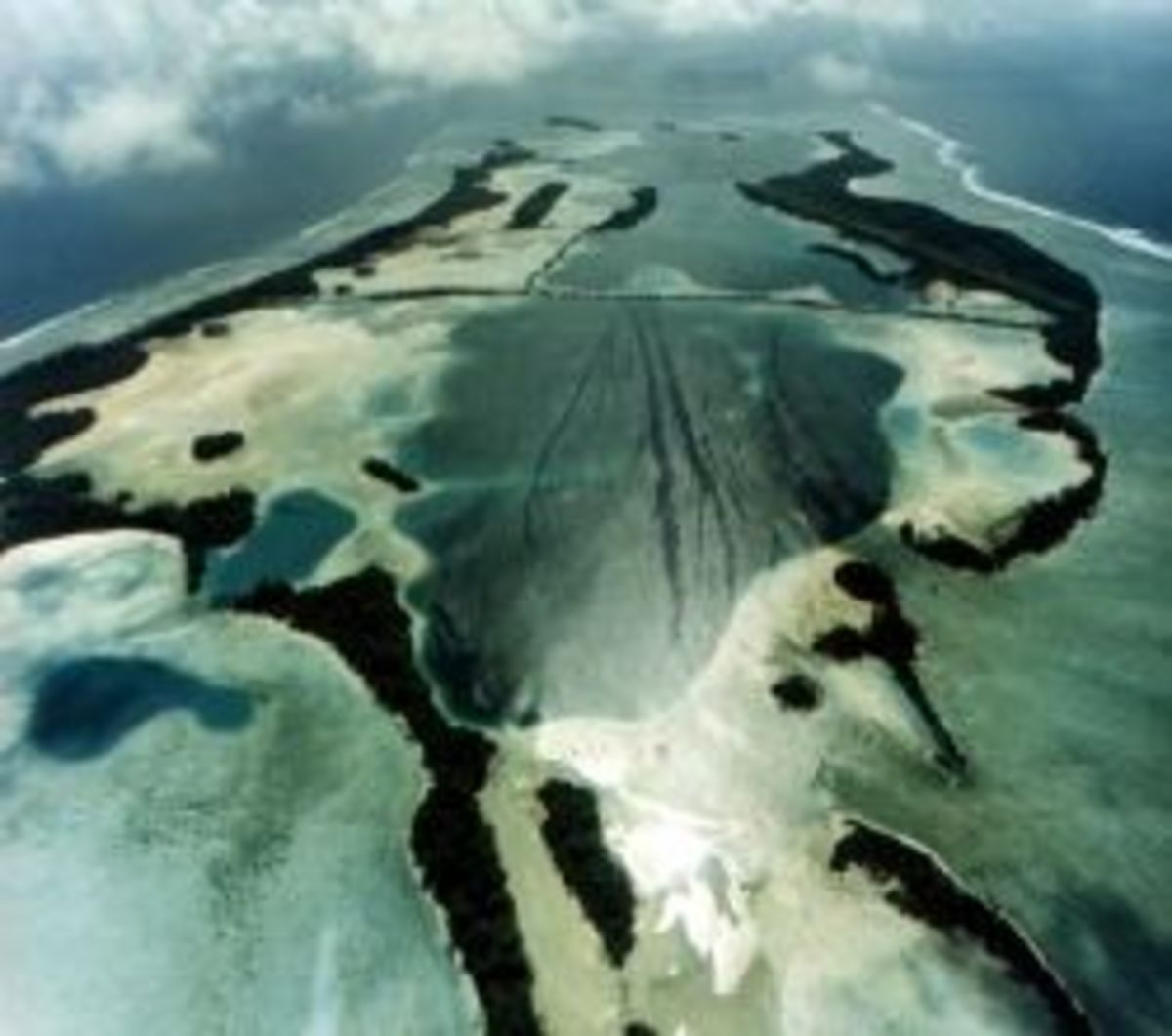 The 13 Most Haunted Places in the World: No. 3, Palmyra Island Atoll, South Pacific Ocean