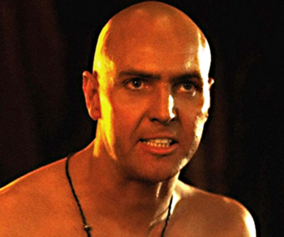 'Imhotep' as played by Arnold Vosloo in 1999
