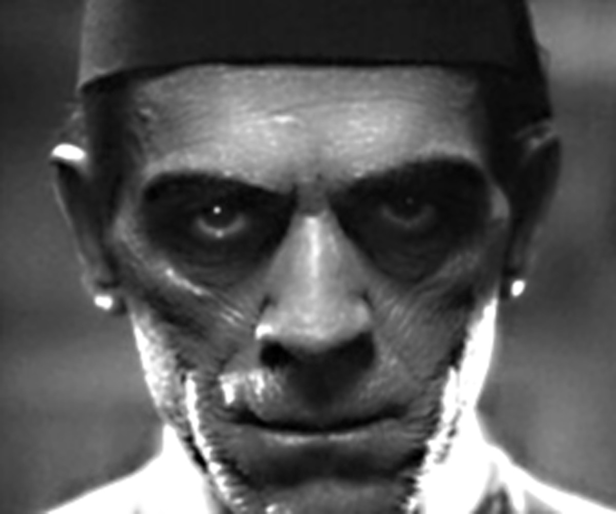 'Imhotep' as played by Boris Karlof in 1932