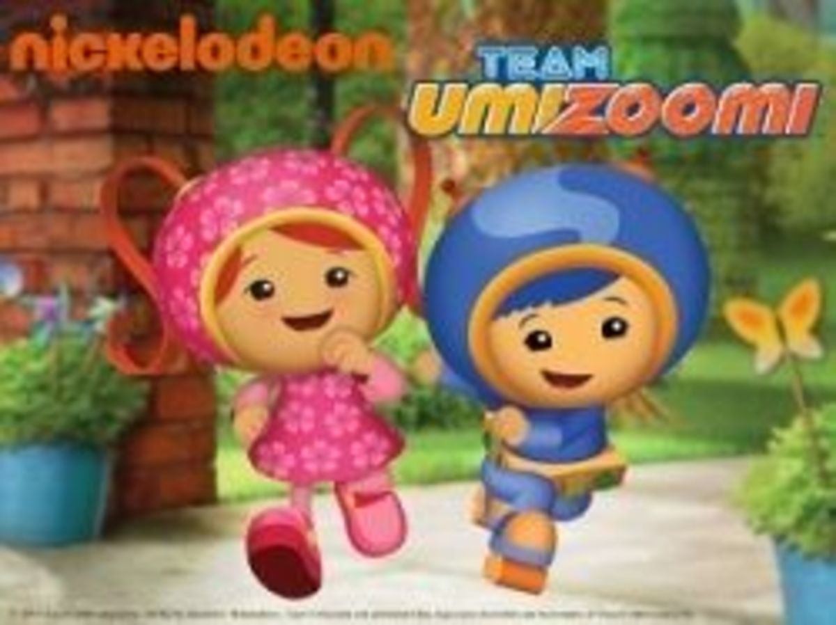 Team Umizoomi Party Supplies