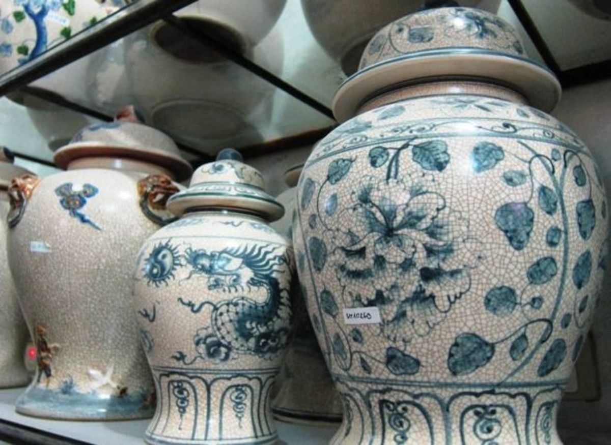 Ba Trang Pottery