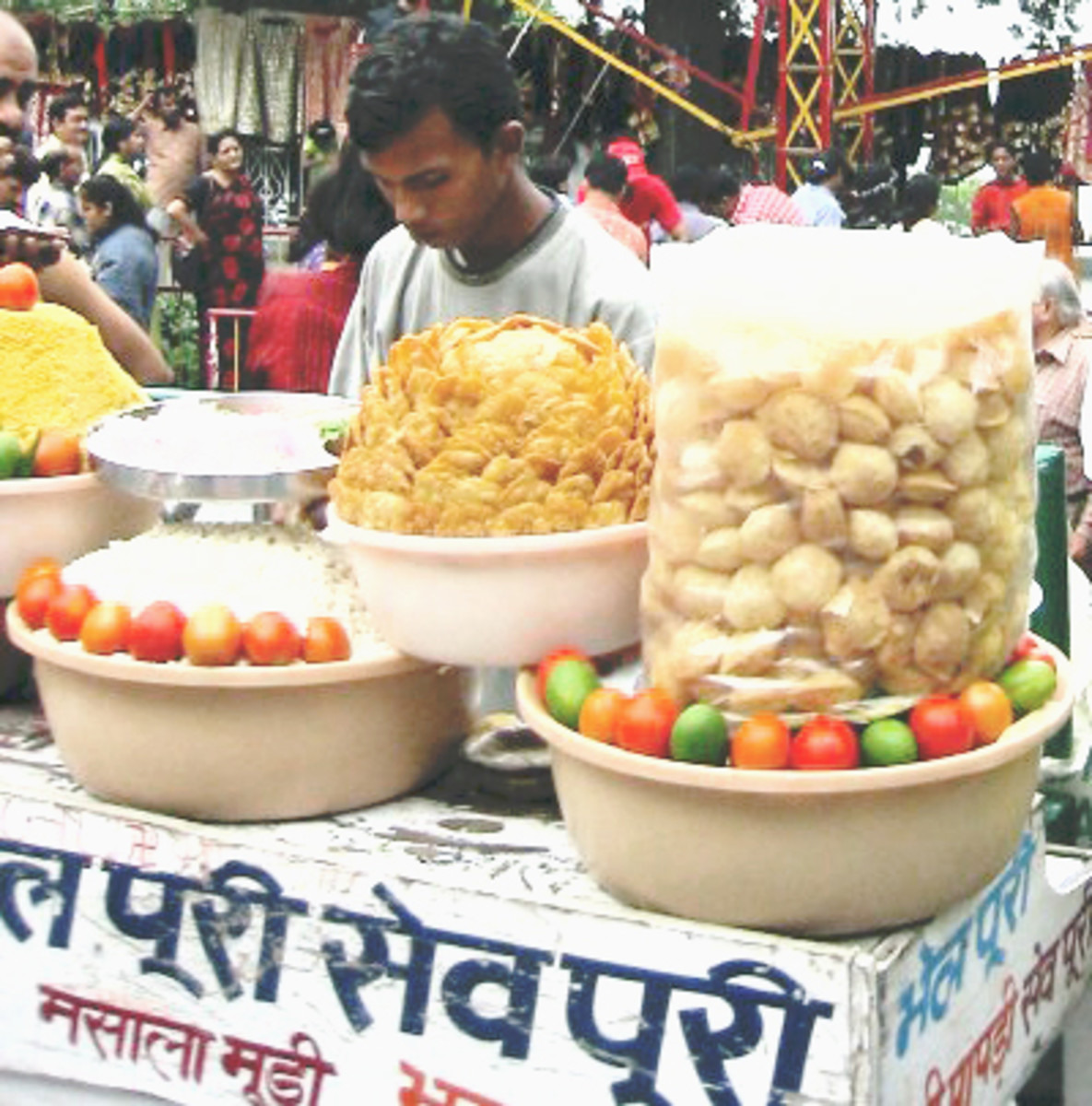 Information About Mumbai And The Street Foods Of Mumbai