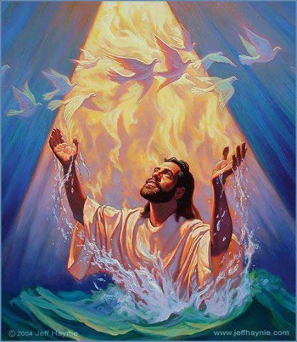 Painting A Portrait of Glory (Ephesians 2:10 KJV)