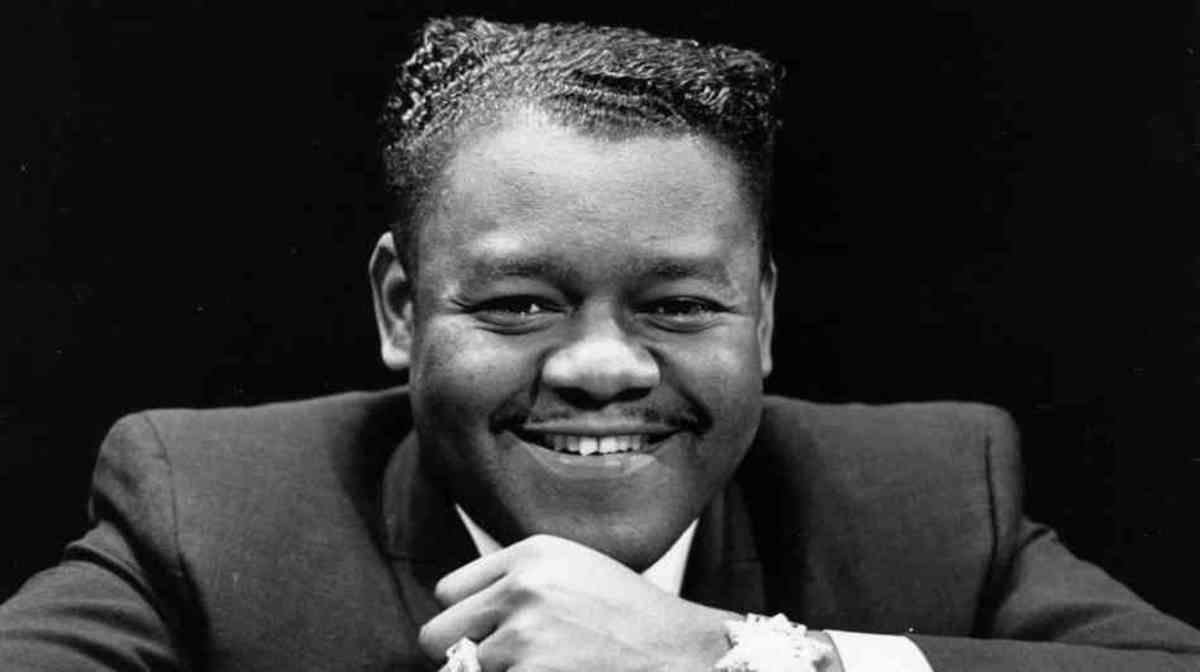 Antoine Dominique 'Fats' Domino Jr.
