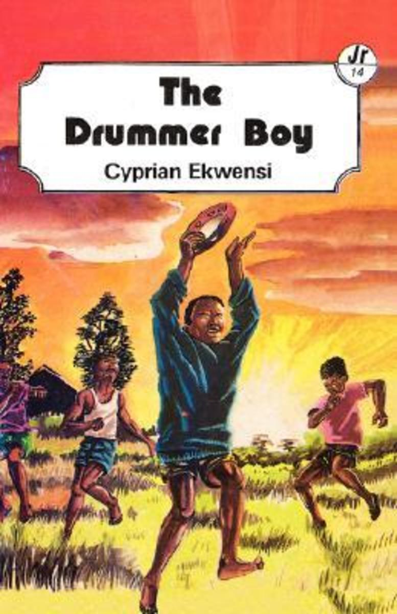 Drummer Boy by Cyprian Ekwensi