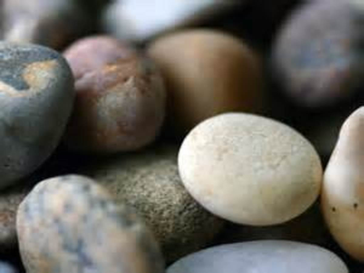 Drop The Stones! (John 8:1-11 KJV)