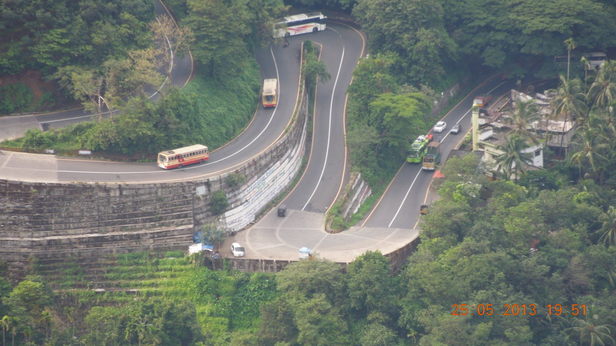 Thamarassery Churam- An Amazing Road Journey to Wayanad in South India
