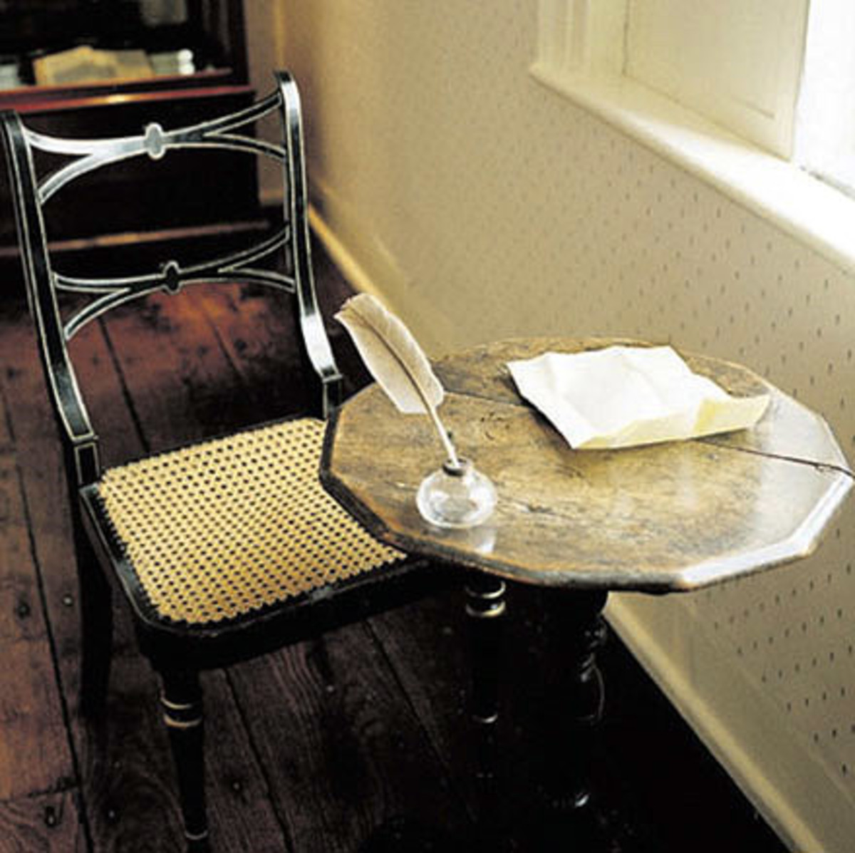 Jane Austen's writing table