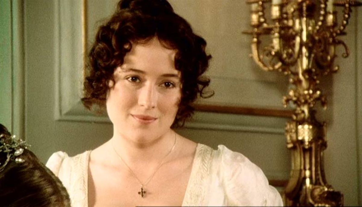 Elizabeth Bennet - Jennifer Ehle, the BEST one!