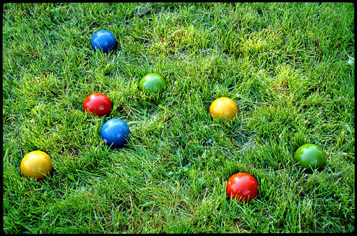 Outdoor Lawn Games for Adults | Backyard Fun In The Sun