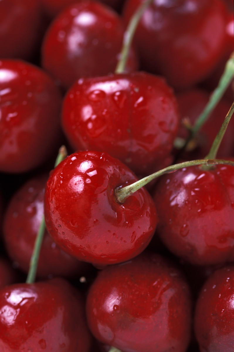 versatile, fresh cherries are used in smoothies, pies, sauces, baking and skin care to name a few.