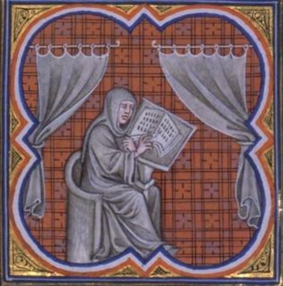 Einhard the scribe